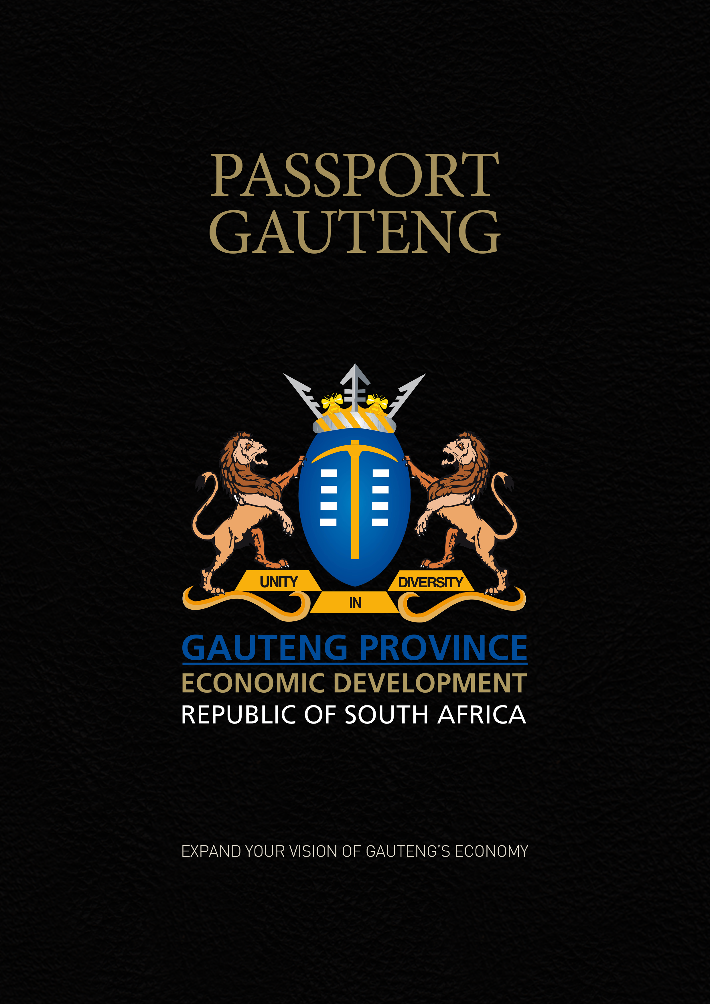 Cover Passport Front