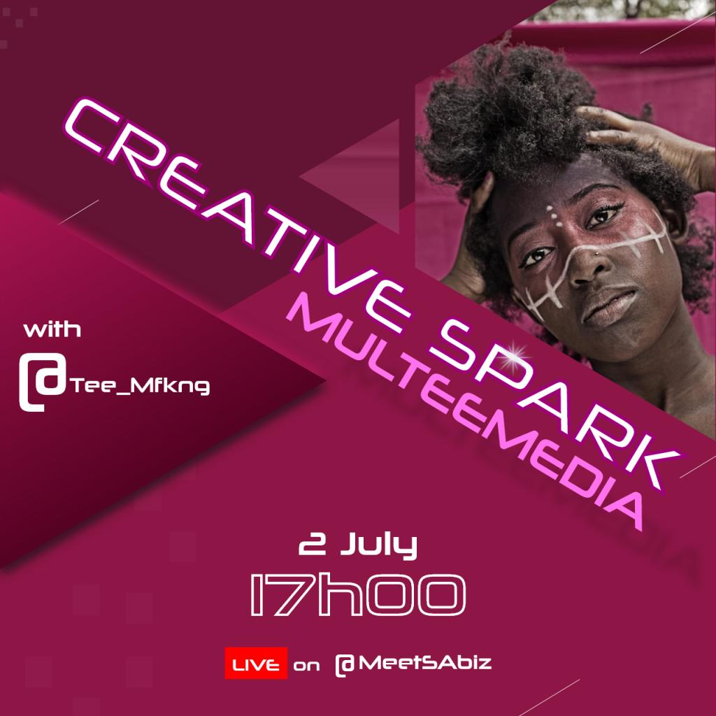 Creative Spark with Tee